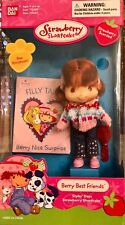 RARE!  Stylin' Days Strawberry Shortcake Berry Best Friends  NIB - NEVER OPENED!