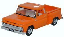 HO Scale 1965 Pickup- Orange