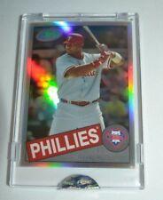 2007 ETOPPS RYAN HOWARD PHILADELPHIA PHILLIES 990/999 CARD IN HAND