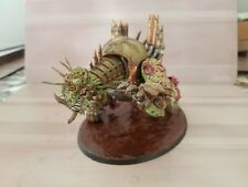 Warhammer Chaos Space Marine Death Guard Nurgle Maulerfiend Pro Painted 2