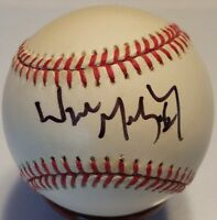 Wayne Gretzky HOF er Signed Autographed Official RAWLINGS League Baseball NO COA