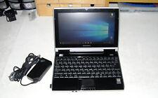 KOHJINSHA MT SERIES UMPC INTEL ATOM 1.60GHz 160GB HDD 1GB RAM WEBCAM WINDOWS 10