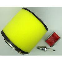 For Air Filter, Oil Filter & Spark Plug for honda Fourtrax 300 2x4 & 4x4 TRX300