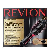 Revlon Salon One-Step Hair Dryer and Volumizer - Black  Model (RVDR5222N3)