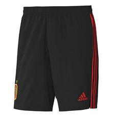 Nero/rosso Small adidas Giocatore spagnola di Calcio Maglia da portiere (bgx)