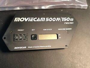Moviecam 35mm 500ft Magazine Board