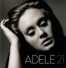 Adele - 21 [New Vinyl LP] Download Insert