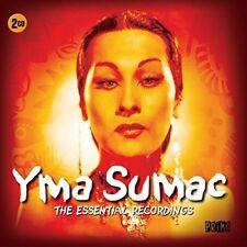 YMA SUMAC - ESSENTIAL RECORDINGS 2 CD NEU