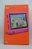 "Amazon Fire HD 10 Kids Edition Tablet 10.1"" 1080p (9th Gen) 32 GB Pink Alexa NEW"