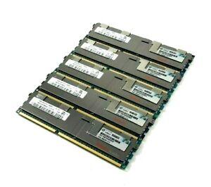 Job Lot x5 - Hynix 16GB 4Rx4 PC3-8500R-7-10-F0 (HMT42GR7BMR4C-G7 D7 AC)