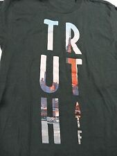 ACQUIRE THE FIRE Christian band shirt S