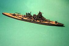 Unknown Battleship Waterline Ship Model