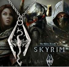 Collana Pendente Il Elder Scrolls Dragone Skyrim