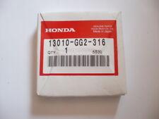 JEU SEGMENT STD MOTO HONDA QR 50  ref: 13010-GG2-316  ANNEES 1991- 1997