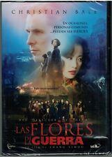 Las flores de la guerra (DVD Nuevo)