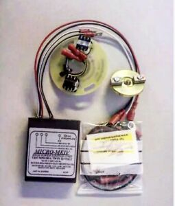 Triumph Boyer Electronic Ignition 500 650 750 1963-82 T100 TR6 T120 T140 TR7