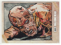 2018 Topps The Walking Dead Evolution Sketch Card by Jeff Malinson! 1/1 Only One