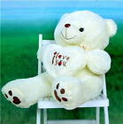 100% Cotton Stuffed Beige 50cm Plush Teddy Bear Soft Gift For Valentine Day gift
