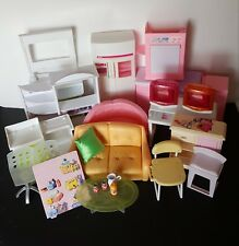 Lot of Vintage Barbie Furniture & Accessories