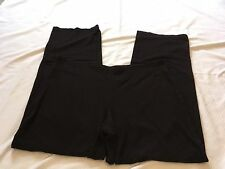 Women's Eileen Fisher Lounge Pants L Pull On Thick Waist Band Comfort Stretch