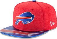 New Era Buffalo Bills Draft On Stage 2017 NFL Limited Snapback Cap S M 9fifty