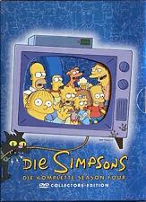 DVD-Box Die Simpsons Staffel 4
