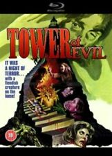 Tower of Evil 5060082519949 With Derek Fowlds Blu-ray Region B