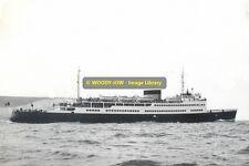 rp12550 - Belgian Ferry - Konig Albert , built 1948 - photo 6x4