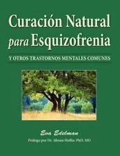 Curacion Natural Para Esquizofrenia (Paperback or Softback)