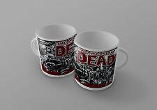 The Walking Dead mug comic book zombie cup