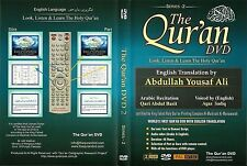 COMPLETE QURAN ON SINGLE DVD WITH ENGLISH TRANSLATION