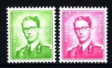BELGIUM - BELGIO - 1958 - Re Baldovino I