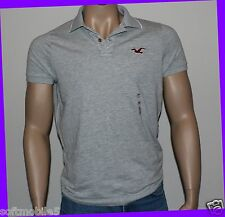 Hollister Co. GREY / GRAY Short Sleeved Shirt T-Shirt Men XTRA LARGE XL