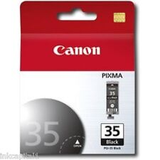1 x Canon Original OEM PGI-35, PGI35 Black Inkjet Cartridge For iP100, iP110