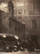 """Héliogravure - 1926 - par Paul Angelo - """" France du sud """""""