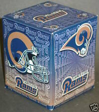 NFL Sports Tissue, St. Louis Rams, NEW (Lot of 2 Boxes)