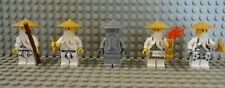 (B6/19) Lego ninjago Mini Figure 2263 2504 70505 70728 a Scelta Usato