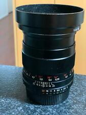 Zeiss Distagon 35mm f/2 ZF.2 Nikon mount - Exc condition and rare