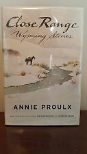 Close Range (1999) by Annie Proulx, Signed, First Edition