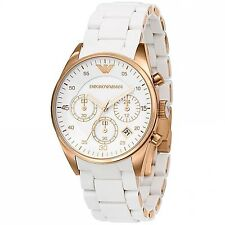 Women's Watches Emporio Armani AR5920 Sportivo Watch Chronograph Date Display