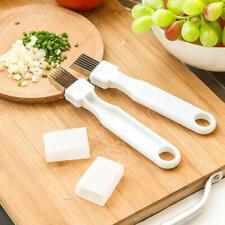 Stainless Steel Spring Onion Slicer Vegetable Shredder Cutter Kitchen Peelers