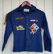 1980s Cub Scout Uniform Shirt Pins Badges Arrow of Light Pins Webelos Vintage