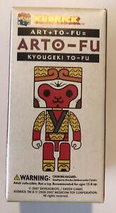 Kubrick ARTO-FU Medicom KYOUGEKI To-fu DevilRobots - New in Box