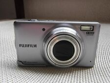 Fujifilm Finepix T serie T400 16.0mp Cámara Digital -hd CINE -10x zoom plateado