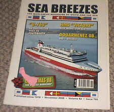 Sea Breezes worldwide magazine of Ships and the Sea