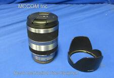 Sony SEL18200 E-Mount 18-200mm (E 18-200mm f/3.5-6.3) Lens w/ hood