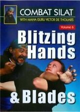 Indonesian Combat Pentjak Silat #6 Blitzing Hands Blades Dvd Victor deThouars
