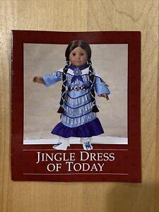 vintage American Girl Dolls Kaya booklet Jingle Dress of today