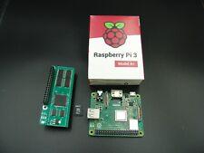 PIStorm Amiga 500 / 500+ / 2000 with Raspberry PI 3A+ and SD + A2000 relocator