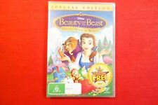 Disney Beauty and the Beast Belle's Magical World - DVD - Free Postage !!